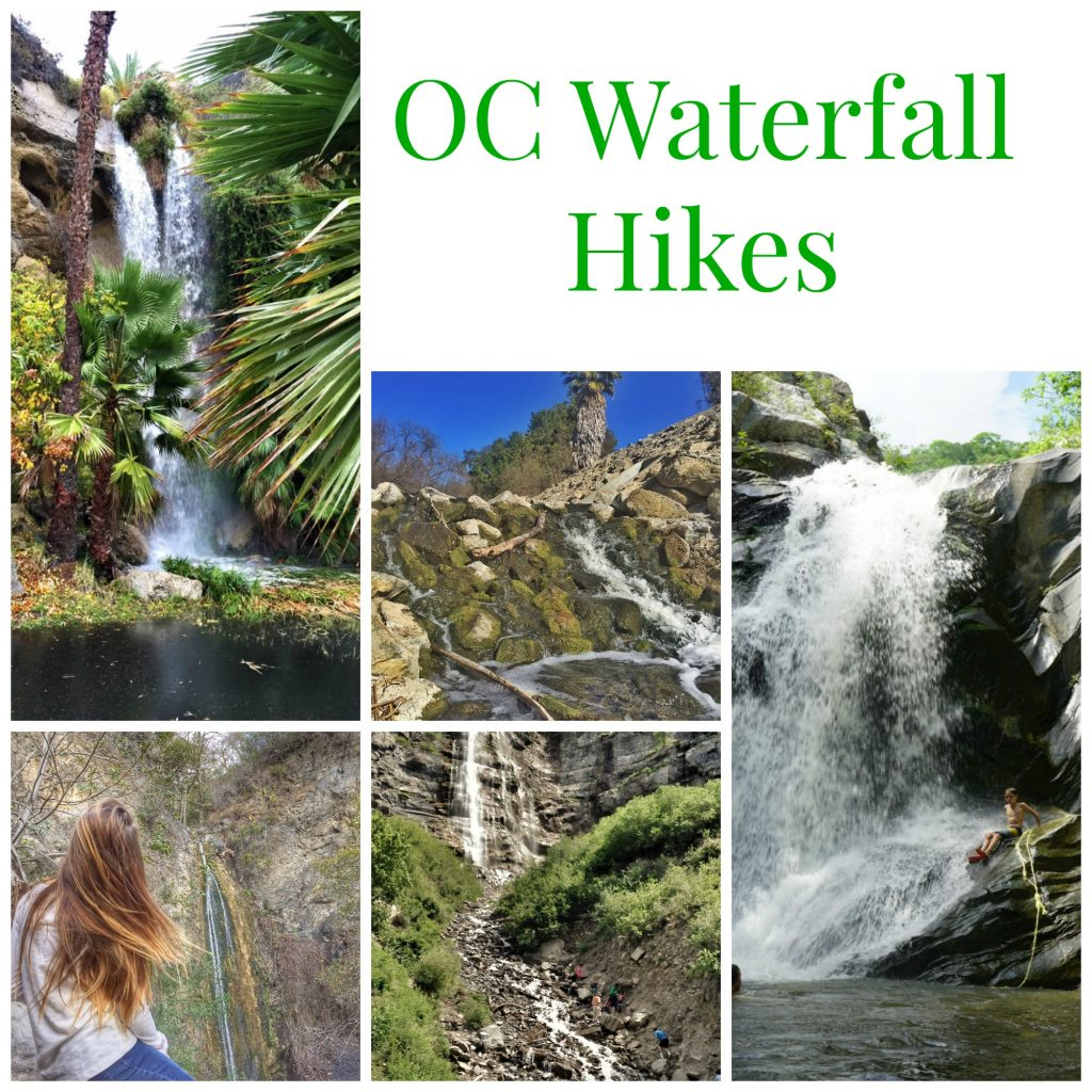 OC Waterfall Hikes