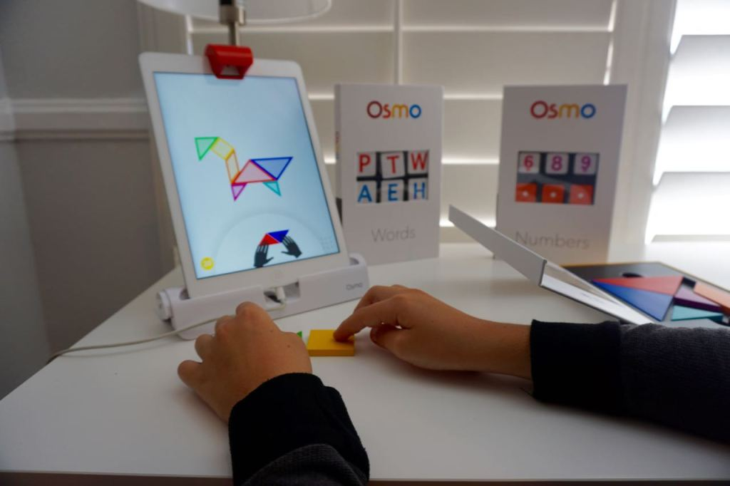 learning made fun with osmo