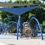 Climbing Fun at Sweet Shade Park in Irvine