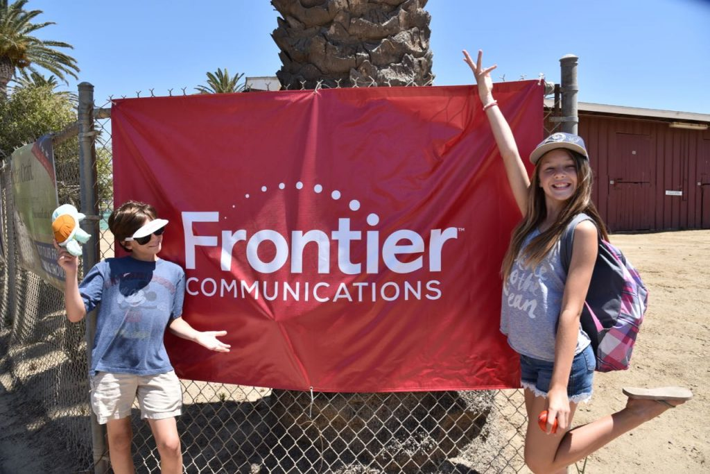 Frontier Communications at the Fair