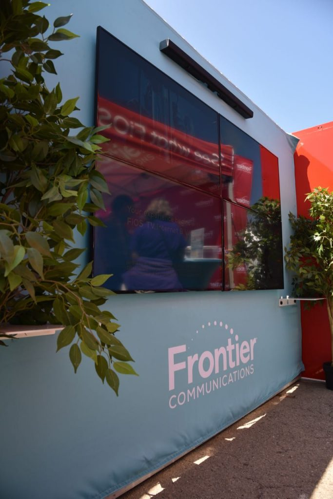 Learning about Frontier Television