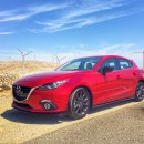 Mazda3 is Built With a Sports Car in Mind