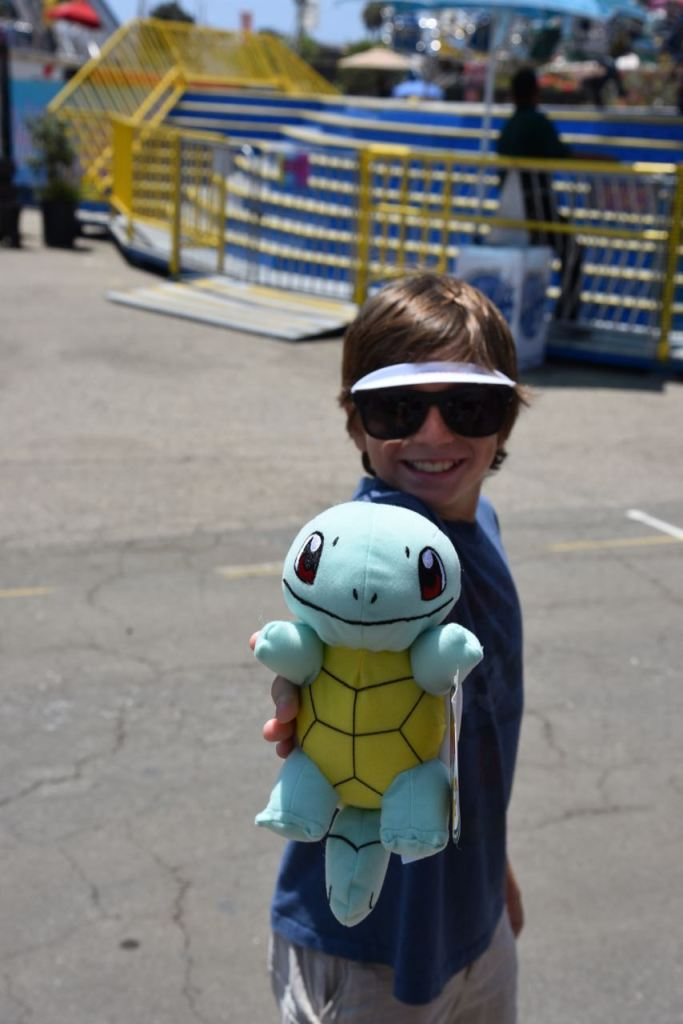 Pokemon prize at the Fair