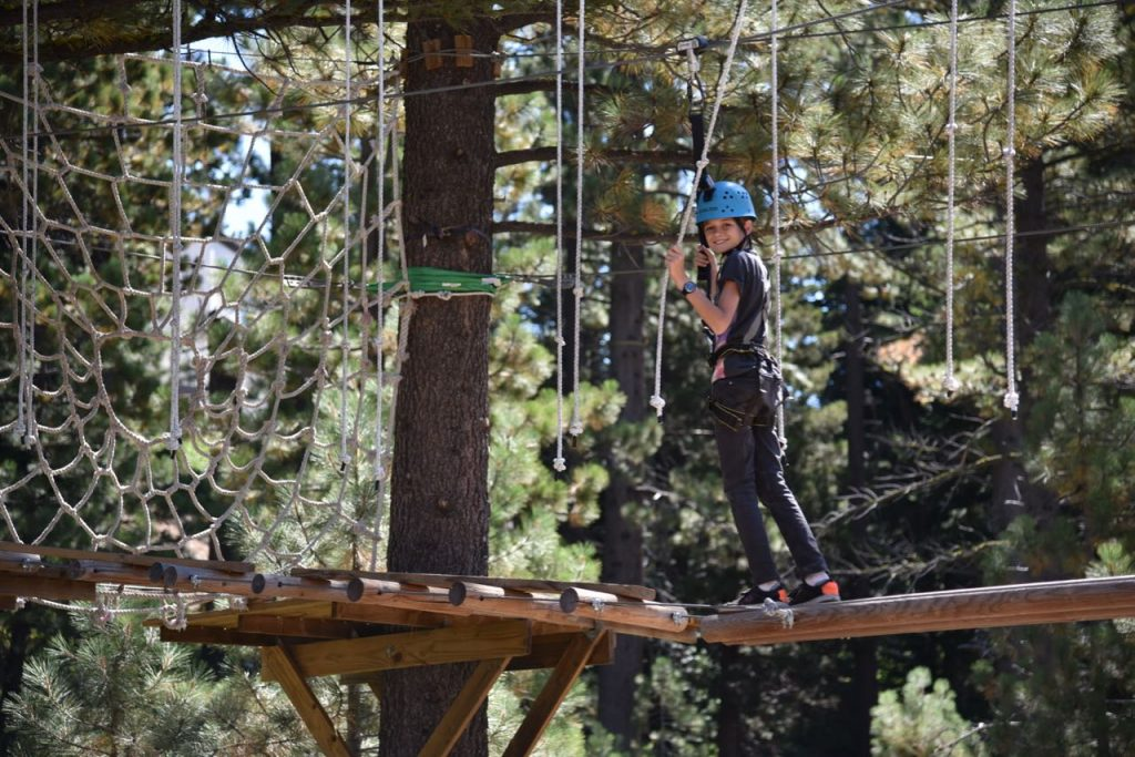 high ropes in lake tahoe
