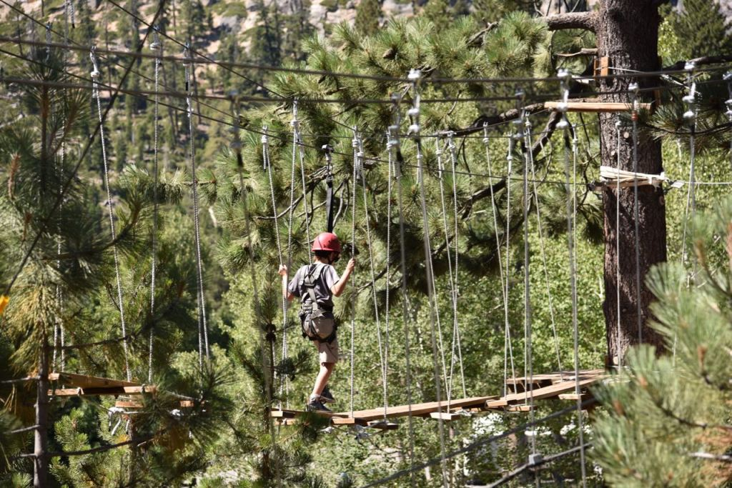 squaw valley zipline