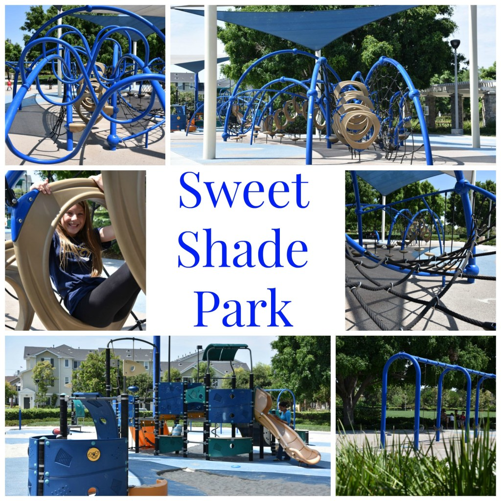 sweet shade park in Irvine