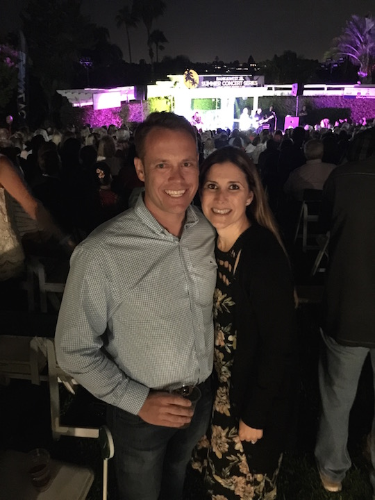 Date Night at the Hyatt Summer Concert Series