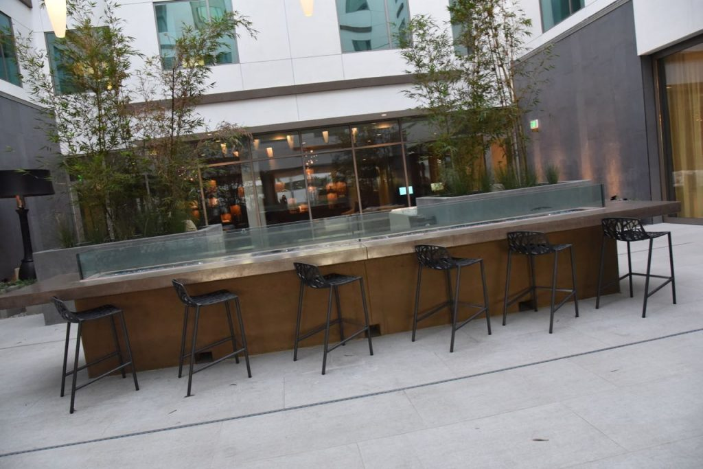 fire-pit-of-hilton-san-diego