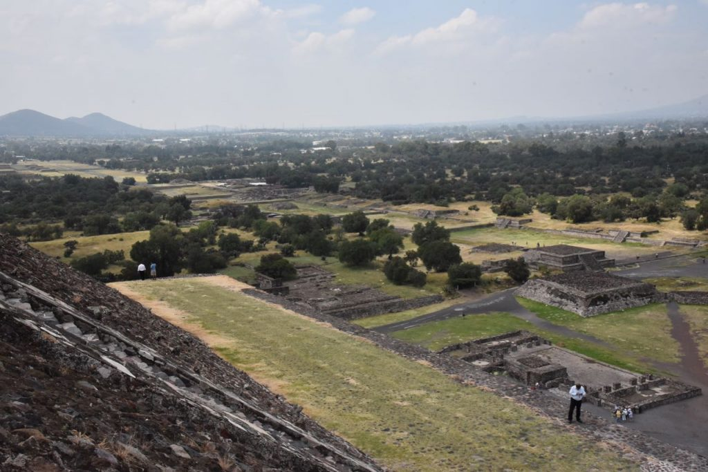 Teotihuacan View