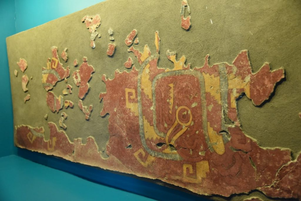 Teotihuacan Tapestry