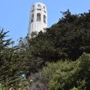 Exploring Coit Tower in San Francisco