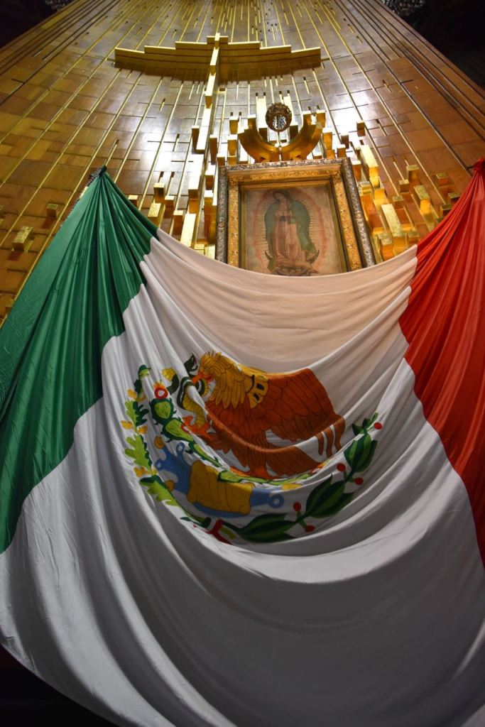 The Original Our Lady of Guadalupe