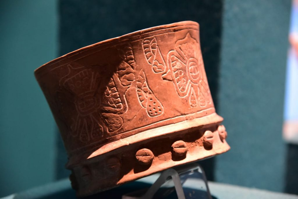A Bowl Used in Teotihuacan