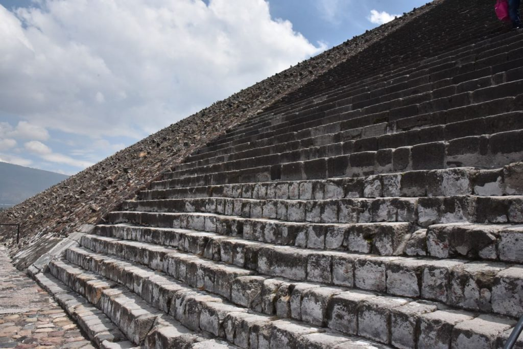 Beautiful Architecture in Teotihuacan