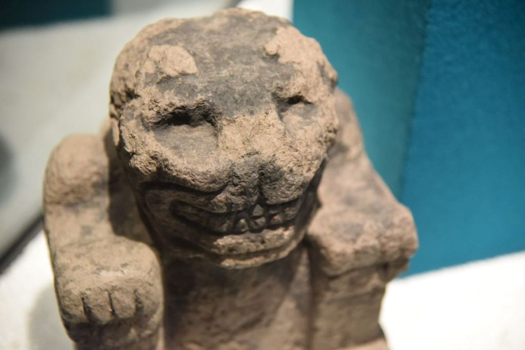 Lion Sculpture from Teotihuacan