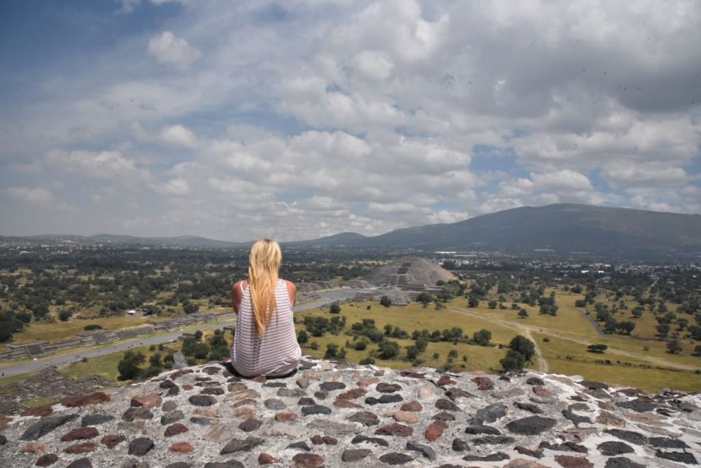 Reflecting on the Beauty of Teotihuacan