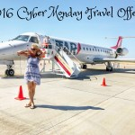 2016 Cyber Monday Travel Offers