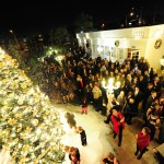 Anaheim White House's 29th Annual Tree Lighting Ceremony and Dinner