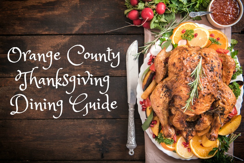 Orange County Thanksgiving Dining Guide