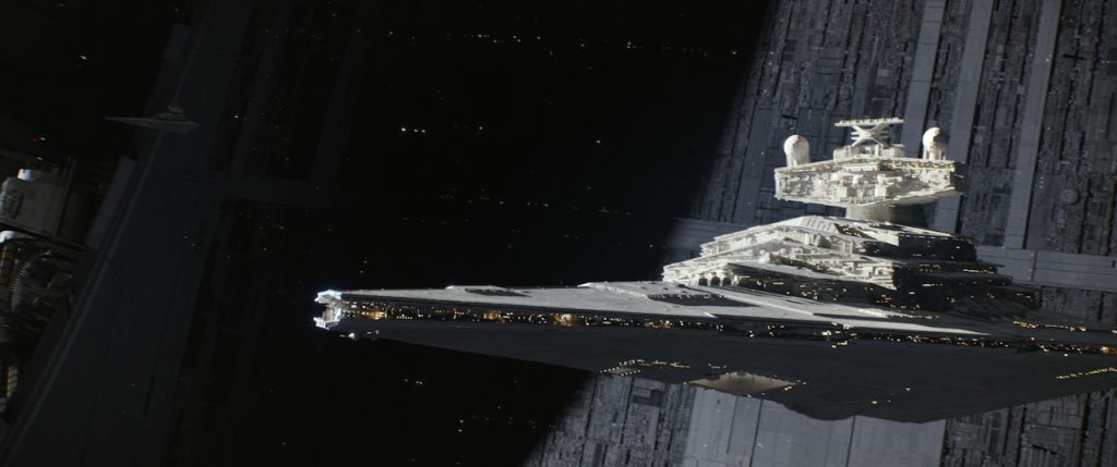 Destroyer in Rogue One: A Star Wars Story
