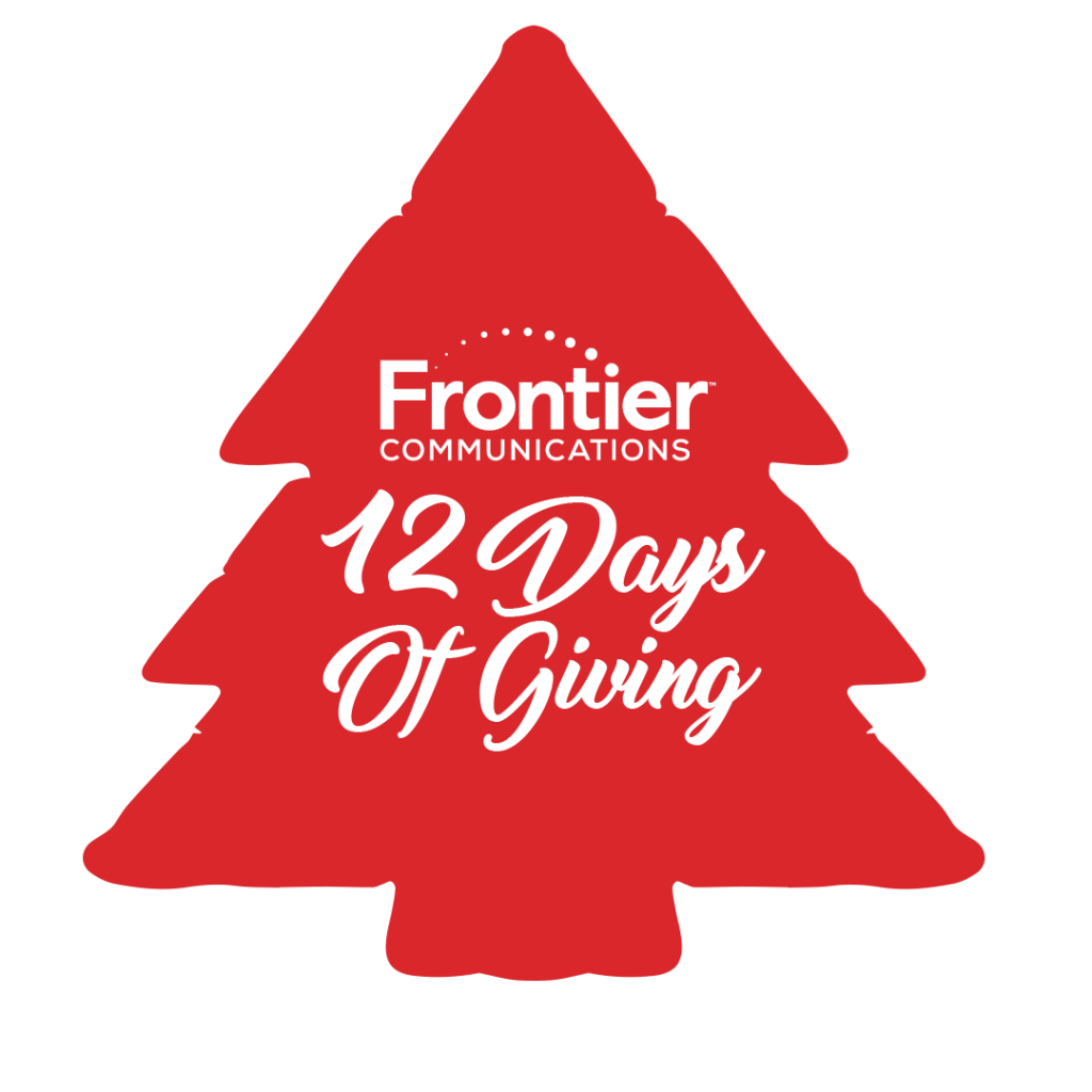 Frontier Communications 12 Days of Giving