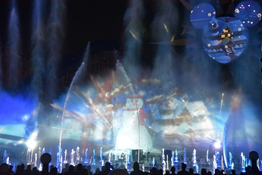 Music and Magic at World of Color – Season of Light