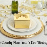 Orange County New Year's Eve Dining 2016