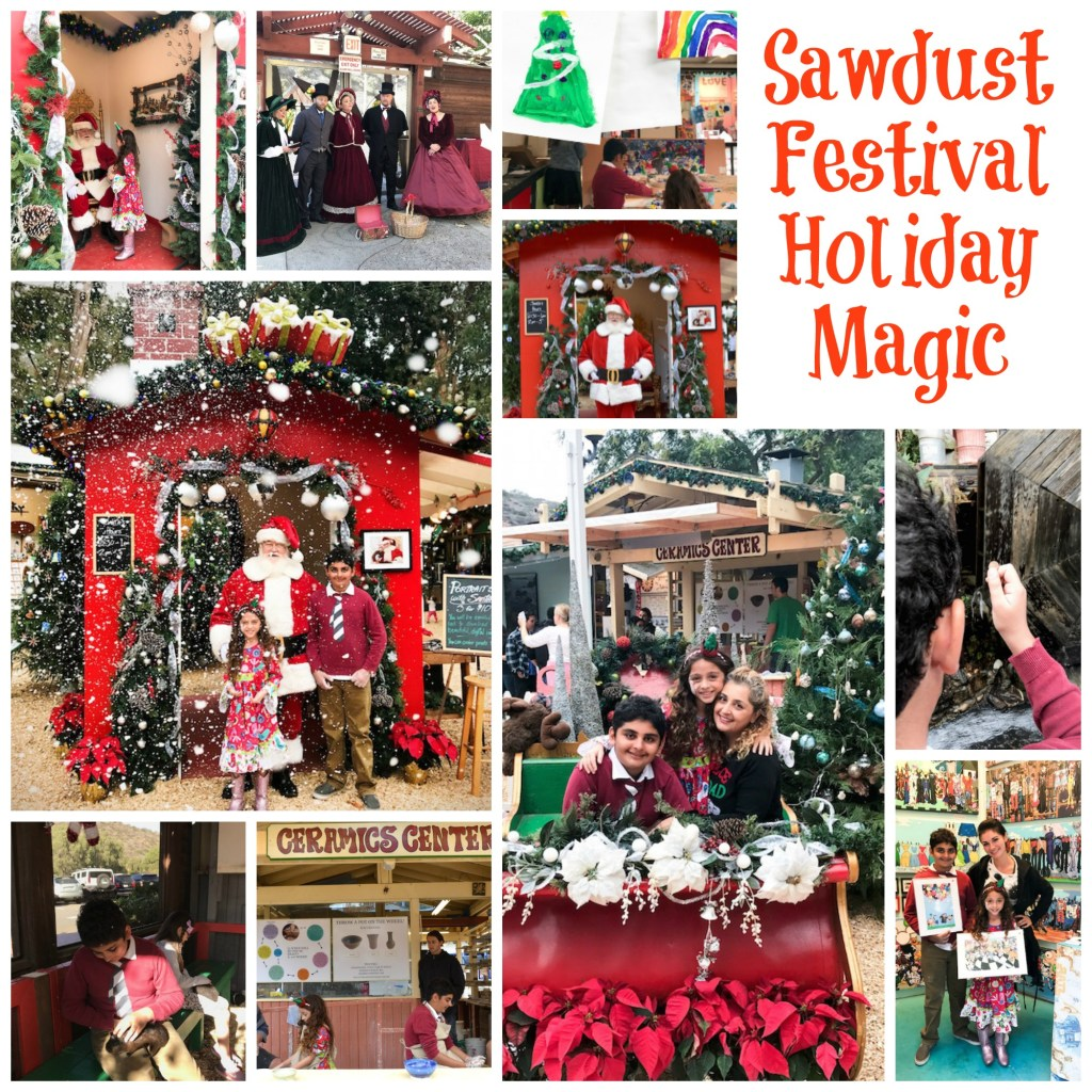Sawdust Festival Holiday Magic
