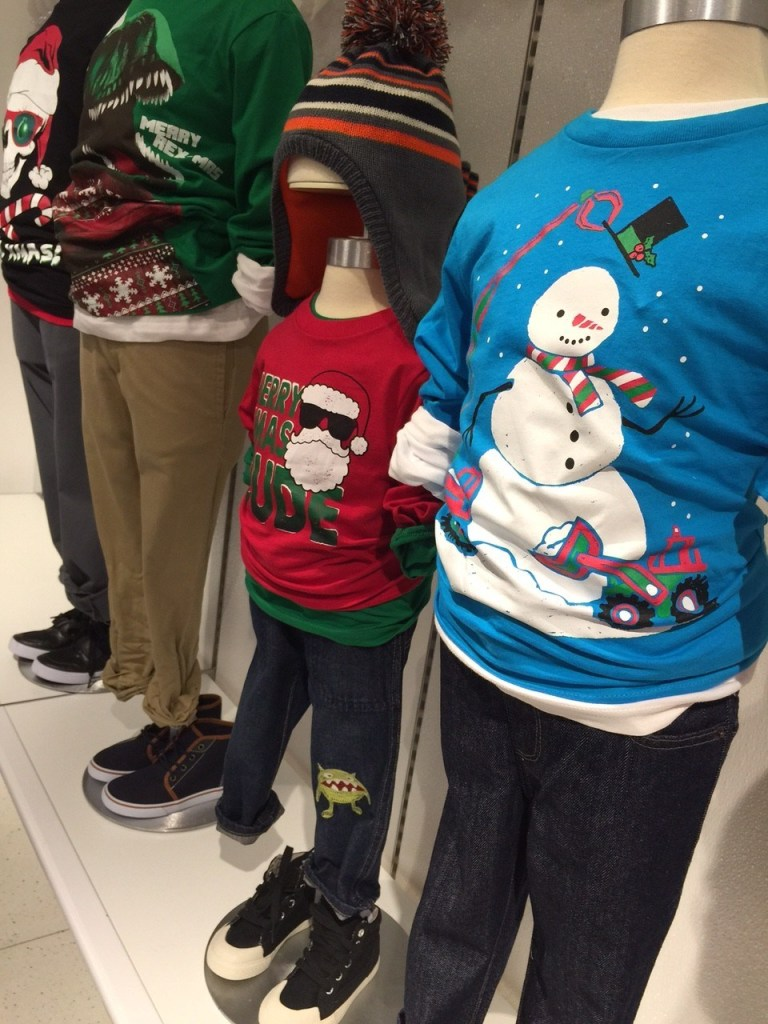 The Children's Place Holiday Fashion