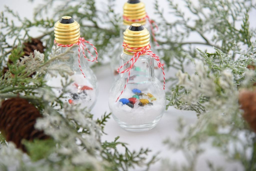 Cute handmade ornaments
