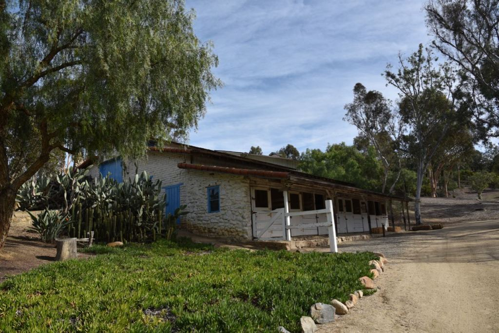 Building at Leo Carrillo Ranch