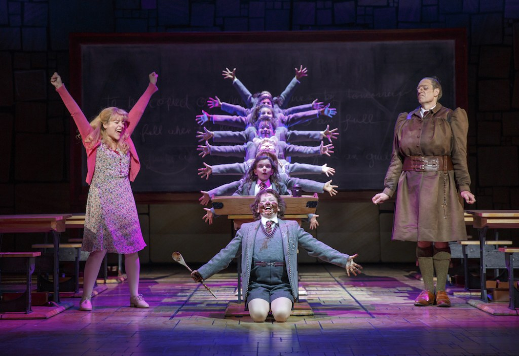 Matilda the Musical Comes to Orange County