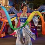 Mulan's Lunar New Year Procession at Disneyland