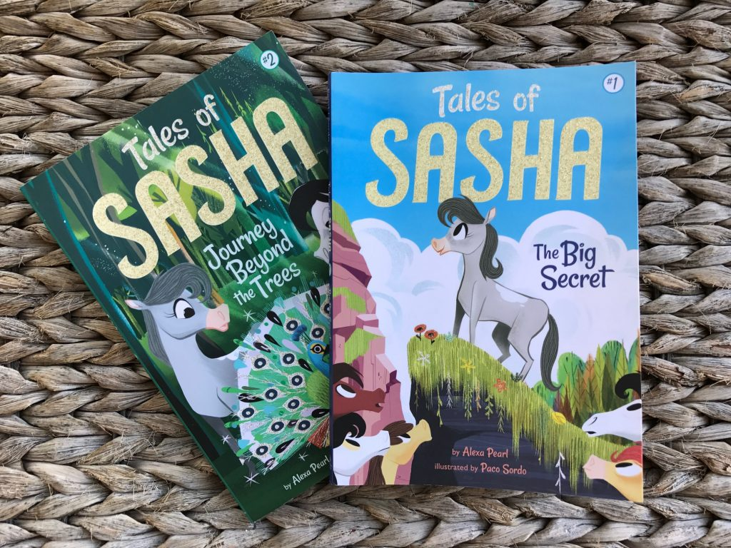 Tales of Sasha Books