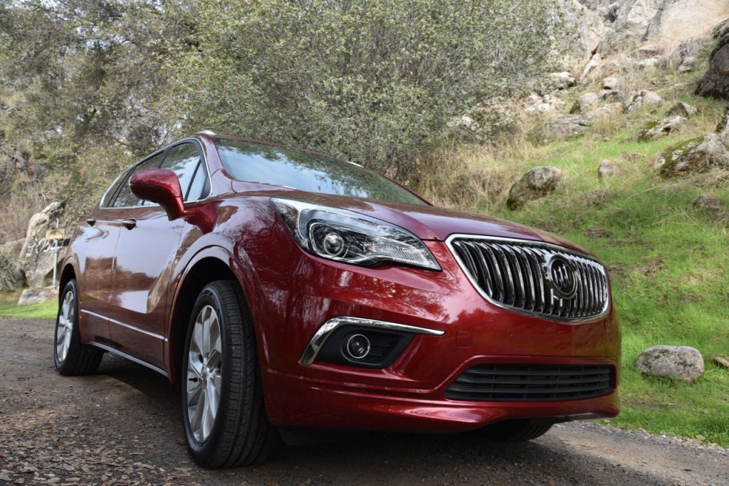 Teen Driver Features in the Buick Envision