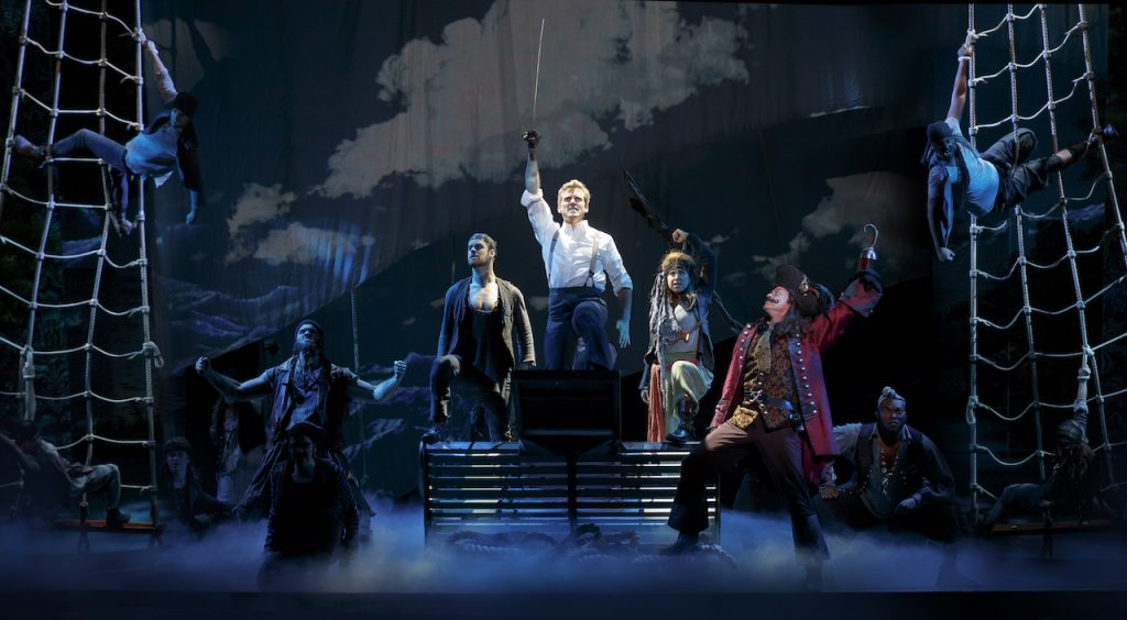 Finding Neverland the Musical at the Segerstrom Center