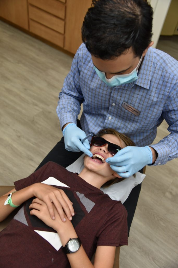 Invisalign Teen Check-up