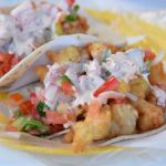 The Best Fish Tacos in La Paz