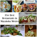 Five Best Restaurants in Mayakoba Mexico