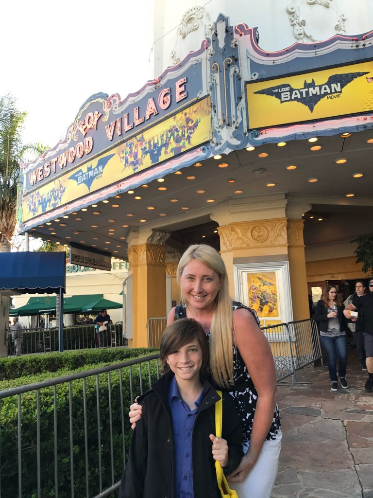 The Lego Batman Movie at The Westwood Village Theatre