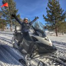 DJ's Snowmobile Adventures in Mammoth