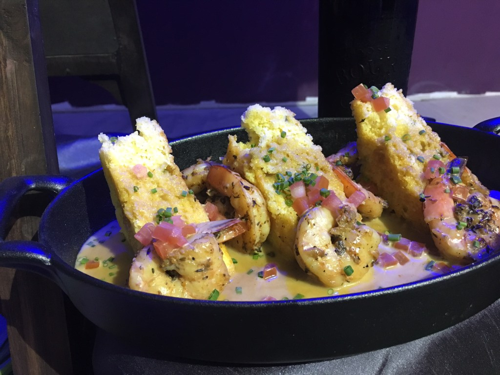 Voodoo Shrimp at The House of Blues