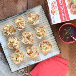 Sweet Chili Chicken Wonton Cup Recipe