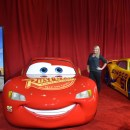 On the Scene with the Cast of CARS 3