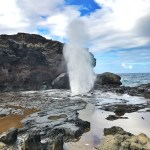 Nakalele Blowhole in Maui
