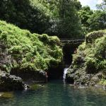 Blue Sapphire Pools: Ching's Pond and Falls in Maui