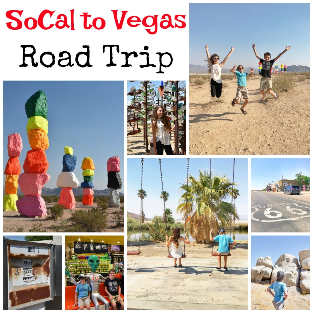 Epic Los Angeles To Las Vegas Road Trip