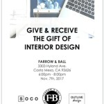 Give & Receive the Gift of Interior Design