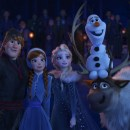 Olaf's Frozen Adventure: Josh Gad's Kids are Tickled that He's Olaf