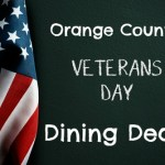 Orange County Veterans Day Dining Deals